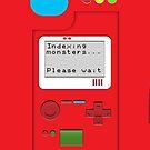 Pokédex- iPhone 4/ 4S/ 3/ 3G by Midna