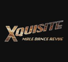 Magic Mike Club Xquisite by waywardtees