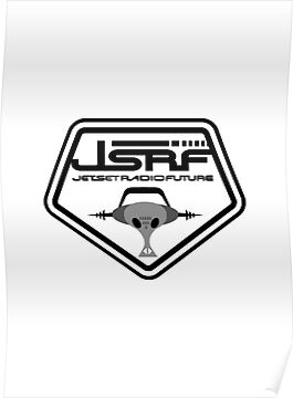 Jet Set Radio Future - Logo by CountLatchula