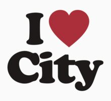 I Love City by iheart