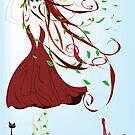 Red  by Meg Ackerman