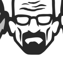 MethBoys- Breaking Bad Shirt Sticker