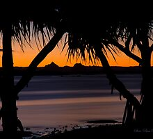Glasshouse from Bribie by Steve Bass