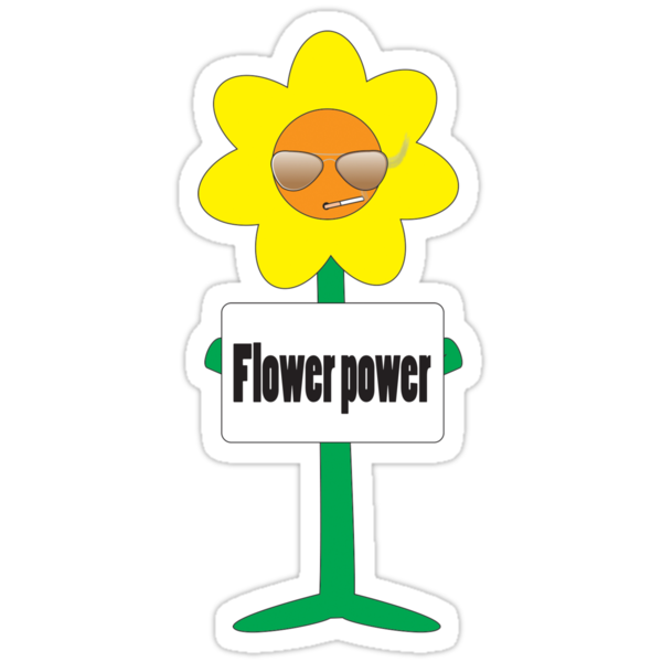 bad ass flower  by CatMan2point0