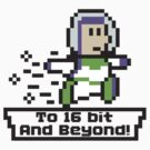 To 16Bit and Beyond by Baardei