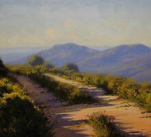Walls Ledge Blackheath by Graham Gercken