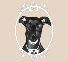 Boris the Greyhound by wumbobot