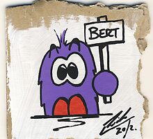 Bert by Richard Yeomans