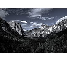 Tunnel View Photographic Print