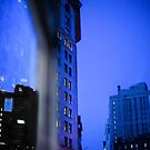 Reflection of Empire State Building by sxhuang818