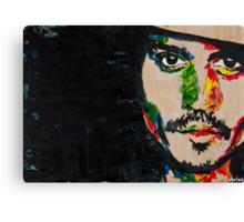 Primary Johnny Canvas Print