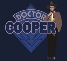 Doctor Cooper by ScottW93
