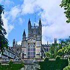 Bath Abbey by Yukondick
