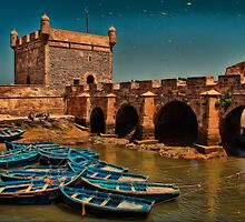 Morocco. The Bastion of Essaouira. by vadim19