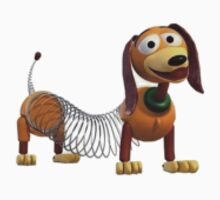 Toy Story Slinky Dog by cdsbigsby
