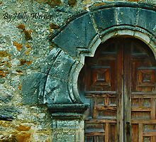 Door of Espada by Holly Werner