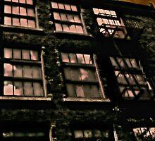 Alone in the loft by Scott Mitchell