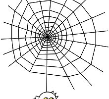 spider web by nadil