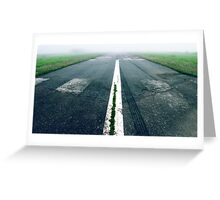 21.7.2012: Small Airport Greeting Card