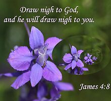 Draw Nigh Unto God by aprilann