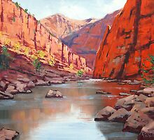 Canyon River by Graham Gercken