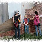 Brick Wall 3D by DreamCatcher/ Kyrah Barbette L Hale