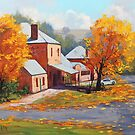 Autumn Historic Carcor by Graham Gercken