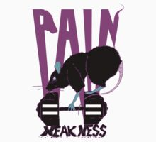 Pain equals weakness by gaarte