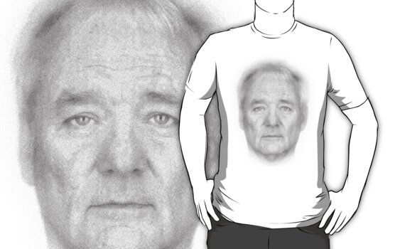 Bill Murray by portiswood