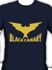 Black Canary T-Shirt