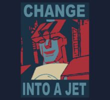 Change... Into A Jet by BattleTheGazz