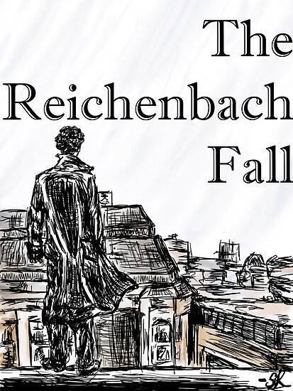 REICHENBACH FALL by ShubhangiK