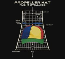 Propeller Hat Flight Dynamics by GUS3141592