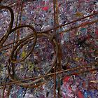 JACKSON POLLOCK'S BED by Barbara Morrison