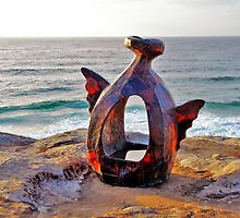 Sculpture by the Sea.27 by Hilton Luckey