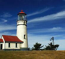 Cape Blanco Lighthouse by James Eddy
