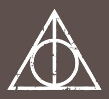 Deathly Hallows Symbol by Derrick Hunt