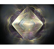 Diamond in the Mist  Photographic Print