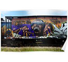 Graffiti Genius 1 Poster