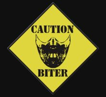 Caution by blackiguana