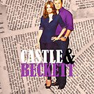 Castle&amp;Beckett by kirsten-leigh
