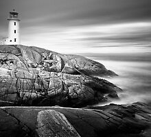 Peggy's Cove by Curtis Budden