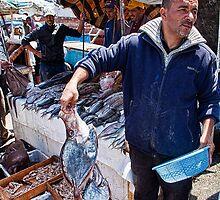 Morocco. Essaouira. Fisherman. by vadim19