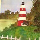 Georgia Light House by ClaraM
