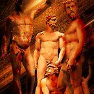 The Meeting of the Gods by deborah zaragoza