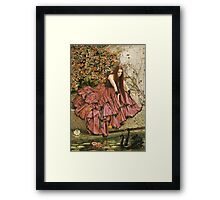 Hope Never Reached Again Framed Print