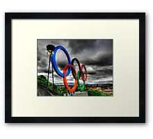 London Olympic 2012   Framed Print