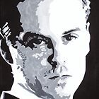 Jim Moriarty Painting by Lex Lewis