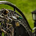 Love padlocks by Proobjektyva