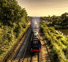Britannia at Tiverton Parkway by Rob Hawkins
